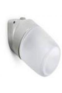 Світильник сауни настінний, НАХИЛИНИЙ, білий, IP54, 60ВТ YK801Р (16шт)