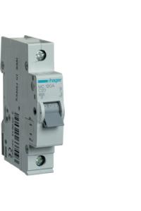 Автоматичний вимикач In=20A, 1п, С, 6kA, 1м  Hager