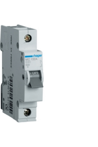 Автоматичний вимикач In=32A, 1п, С, 6kA, 1м  Hager