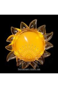 Нічник сонце жовтий NL 8 (152)