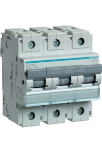 Автоматичний вимикач In=100A, 3п, С, 10kA, 4,5м  Hager