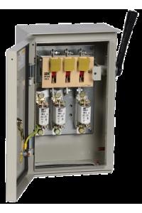 Ящик з рубильником і запобіжниками ЯРП-100А 36 УХЛ3 IP31 UA IEK