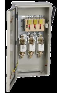 Ящик з рубильником і запобіжниками ЯРП-400А 74 У2 IP54 UA IEK