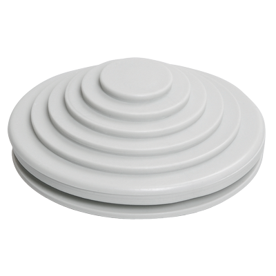 Сальник d=20мм (D отв.бокса 22мм) сірий IEK
