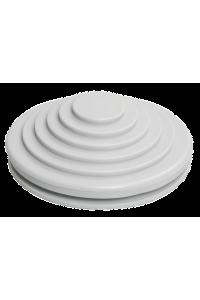 Сальник d=25мм (D отв.бокса 27мм) сірий IEK