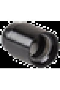 Пкб27-04-К01 Патрон підвісний карболітовий, Е27, чорний, індивідуальний пакет, IEK