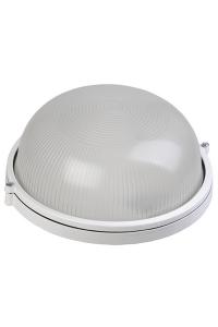 світильник НПП1301 білий/коло 60Вт IP54  ІЕК