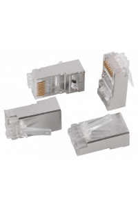 ITK Роз'єм RJ-45 FTP для кабеля кат.6