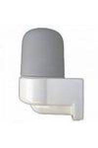 Світильник сауни настінний, КУТОВИЙ, білий, IP54, 60ВТ YK803Р (16шт)