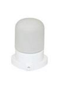 Світильник сауни настінний, ПРЯМИЙ, білий, IP54, 60ВТ YK802Р (16шт)