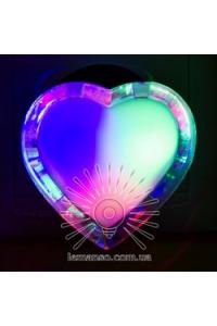 Нічник сердце мультик NL135